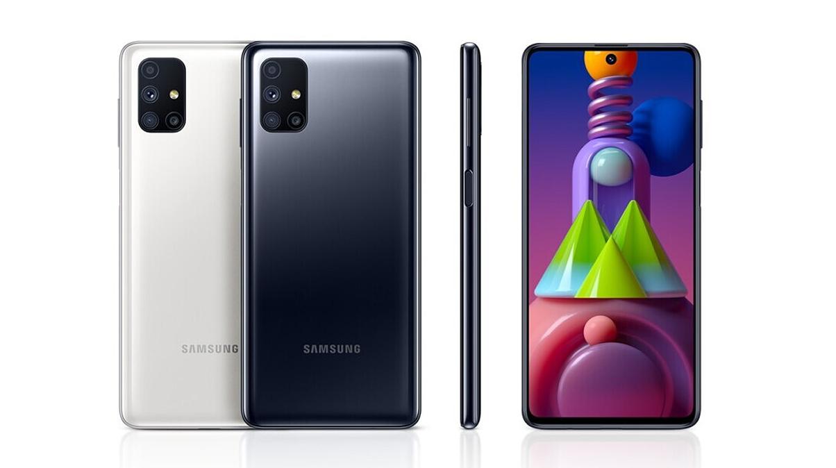 Galaxy M51 cu baterie de 7000 mAh lansat in liniste de Samsung