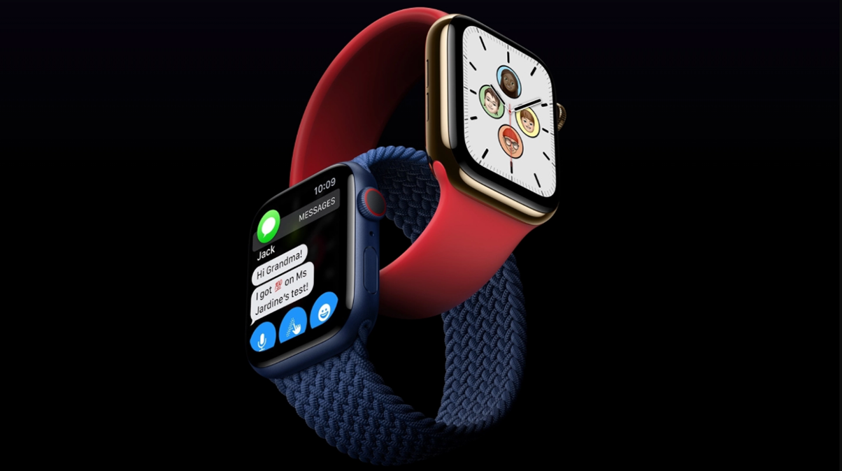 Seria Apple Watch 6 cu baterii mai mari