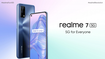 Realme 7 5G a fost lansat in Europa