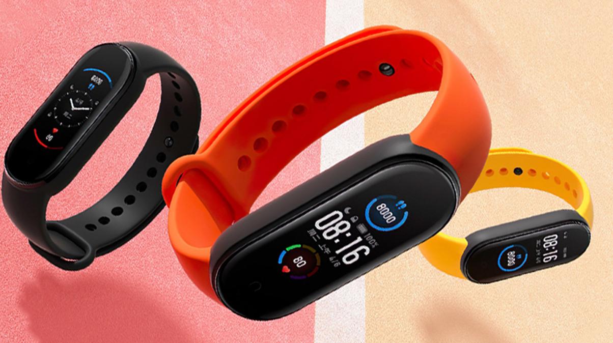 Xiaomi Mi Band 6 un viitor tracker de fitness cu mai multe moduri de sport