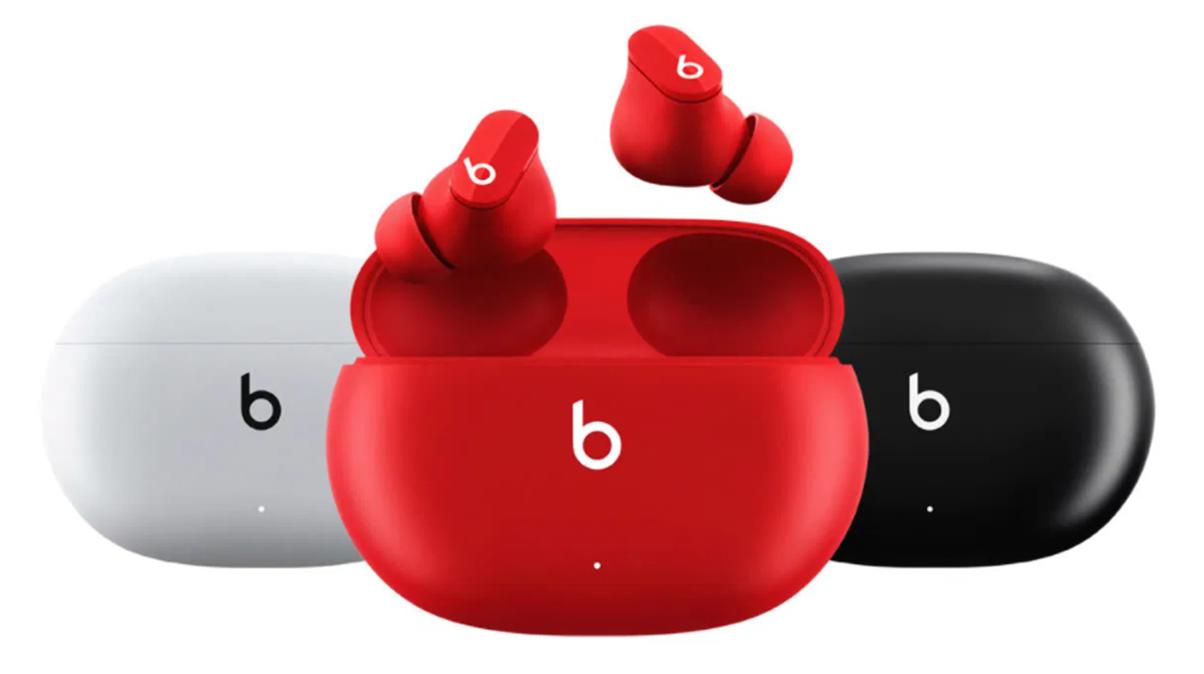 Beats și Apple au lansat oficial căștile wireless Beats Studio Buds