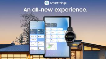 Samsung a oferit aplicației sale inteligente SmartThings o interfață nouă