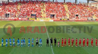 UTA Arad – FC Voluntari 2 – 0