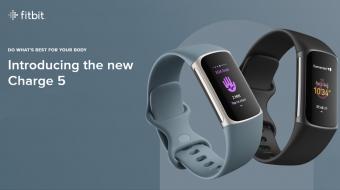 Fitbit Charge 5 - un tracker premium de fitness cu multe funcții de sănătate